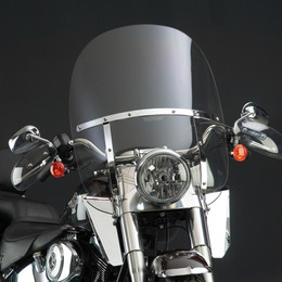 National Cycle Switchblade 2-Up Windshield (Clear) - N21127