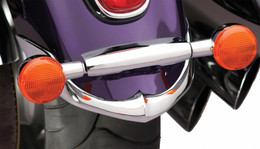 National Cycle Fender Tip Rear Suz - N738