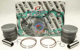 Wiseco Standard Bore S/M Piston Kit D Ual Ring - SK1402