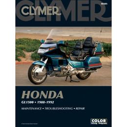 Clymer M505 Service Shop Repair Manual Honda GL1500 88-92