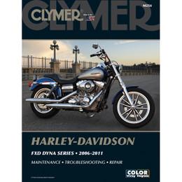 Clymer M254 Service Shop Repair Manual Harley Davidson FXD Dyna Series 06-11