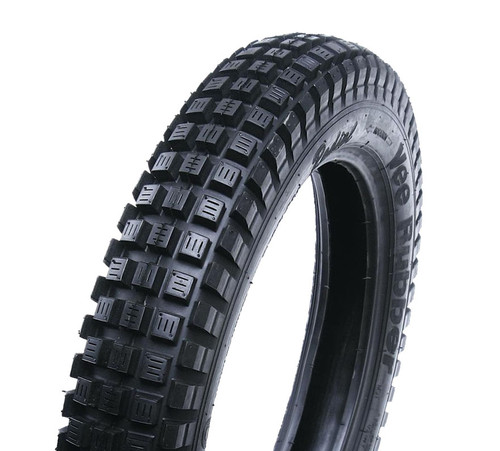 Vee Rubber VRM308R Trials Rear Tires 4.00 R18 TL Radial
