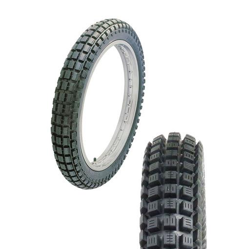 Vee Rubber VRM021 Trials Tire 2.50-17 TT FT/RR