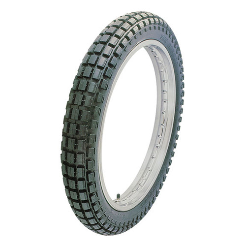 Vee Rubber VRM021 Trials Rear Tire 3.00-14 TT RR