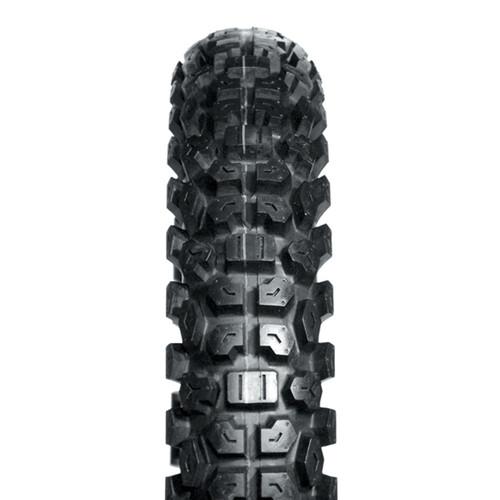 Kenda K270 Dual Sport Rear Tire (GP-1): 5.10X17