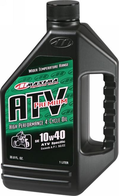 MAXIMA ATV PREMIUM 4T 10W-40 LITER (33901)