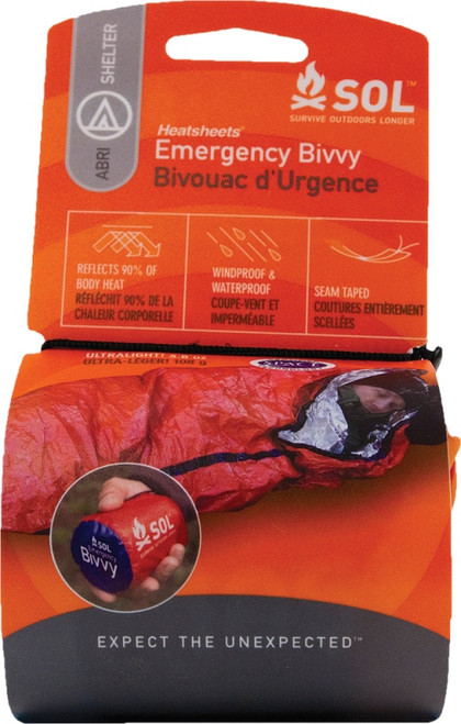 AMK SOL EMERGENCY BIVVY (0140-1138)