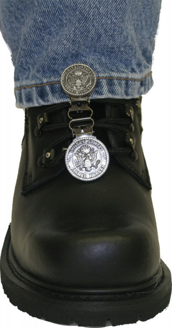 RYDER CLIPS LACED BOOT TYPE (ARMED FORCES) (AFL-FC)
