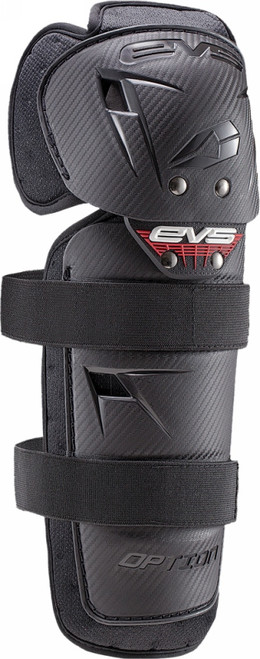 EVS OPTION KNEE PAD BLACK (OPTK16-BK-A)