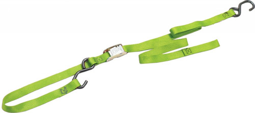 Ancra 29-1055 Classic Tie-Downs Neon Green 66X1 Pair