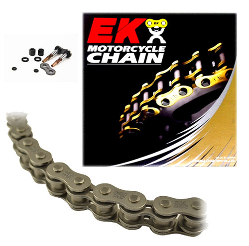EK 525SRX2 Sport Race QX-Ring Motorcycle Chain (Screw Master)