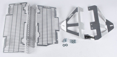 DEVOL ALUMINUM RADIATOR GUARD (0101-2507)