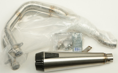 Two Brothers Comp Full Exhaust Comp-S Stainless Steel (005-4200199)