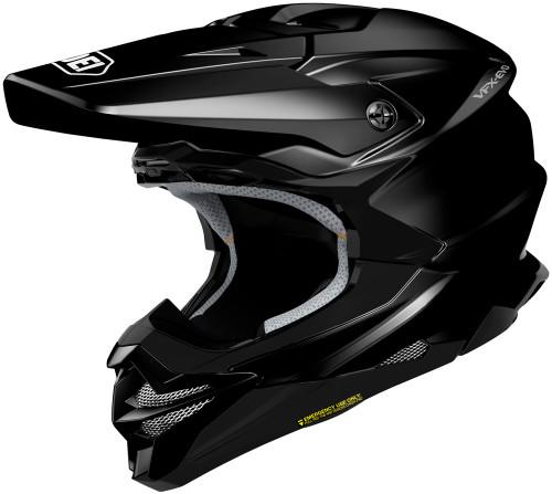Shoei VFX-Evo Black Helmet
