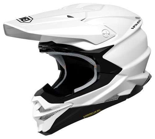 Shoei VFX-Evo White Helmet