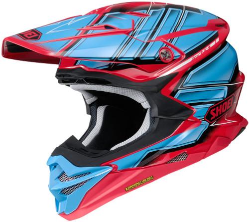 Shoei VFX-Evo Glaive TC-1 Helmet