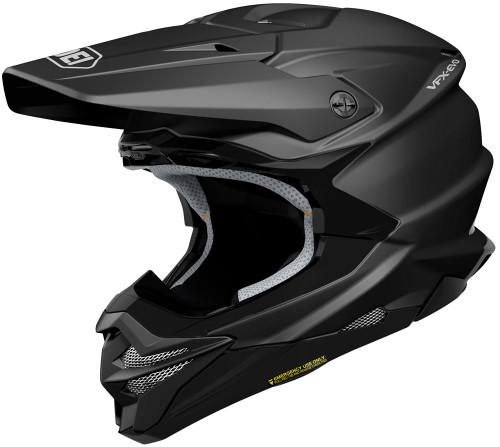 Shoei VFX-Evo Matte Black Helmet