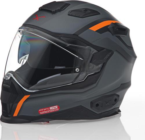 Nexx XWST 2 Motrox Orange Helmet