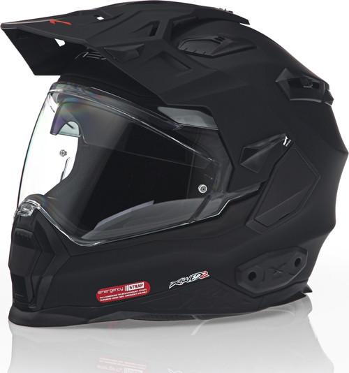 Nexx XWED 2 Solid Matte Black Helmet
