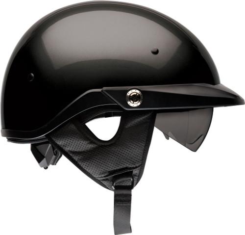 Bell Pit Boss Gloss Black Helmet
