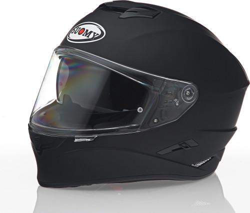 Suomy Stellar Matte Black Helmet