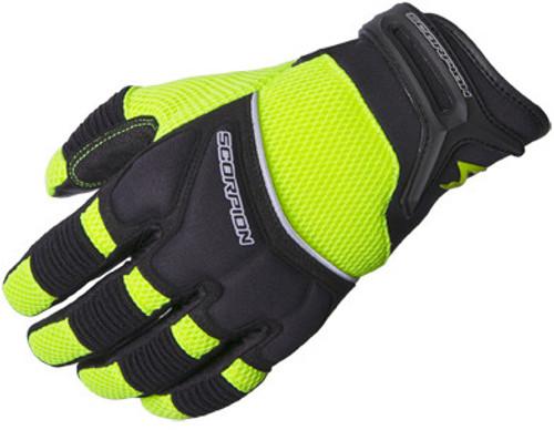Scorpion Cool Hand II Neon Womens Glove