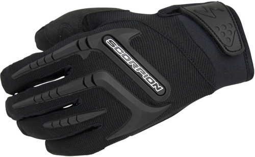 Scorpion Skrub Glove Black