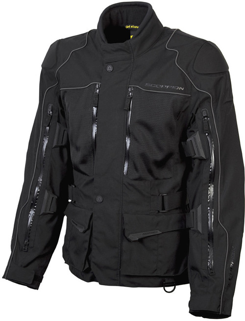 Scorpion Yosemite Jacket Black