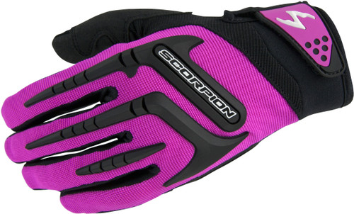 Scorpion Skrub Womens Glove Pink