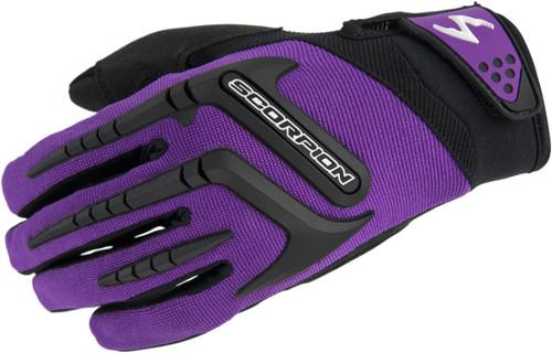 Scorpion Skrub Womens Glove Purple