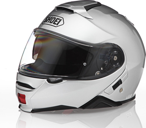 Shoei Neotec II Light Silver Helmet