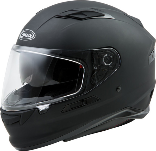 Gmax FF-98 Full Face Solid Helmet Matte Black