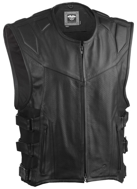 Highway 21 Blockade Vest Black