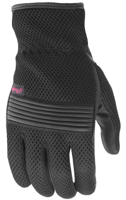 Highway 21 Women's Turbine Gloves Black