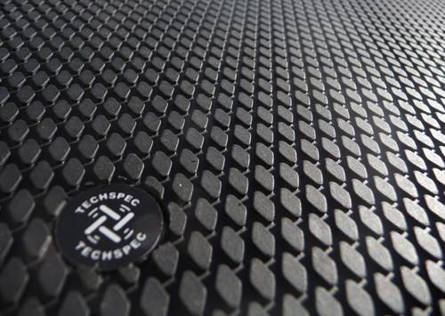 TechSpec Snake Skin Gripster Saddle Box Covers for Yamaha FJR 1300 06-14