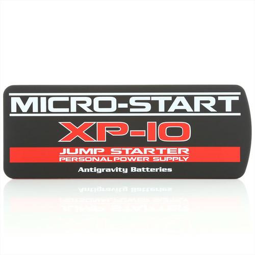 Antigravity Micro-Start XP-10 Portable Lithium Power Supply & Jump Starter