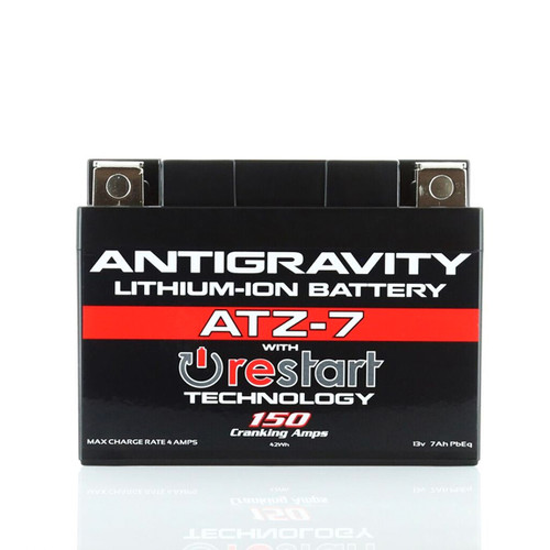 Antigravity Re-Start Lithium Battery ATZ-7 150CA 4 Terminal