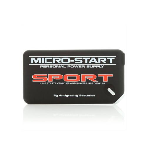 Antigravity Micro-Start XP-SPT Portable Lithium Power Supply & Jump Starter