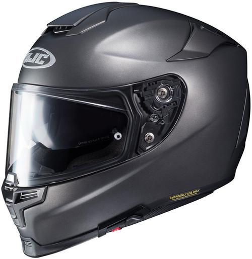 HJC RPHA 70 ST Solid Matte Silver Helmet
