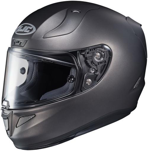 HJC RPHA 11 Pro Solid Matte Silver Helmet