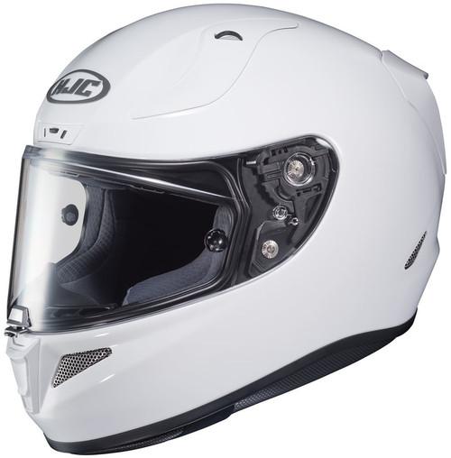 HJC RPHA 11 Pro Solid Gloss White Helmet