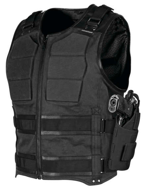 Speed and Strength TRUE GRIT ARMORED Black Vest