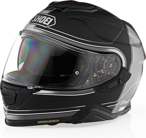 Shoei GT-AIR II Crossbar TC-5 Black Grey Helmet