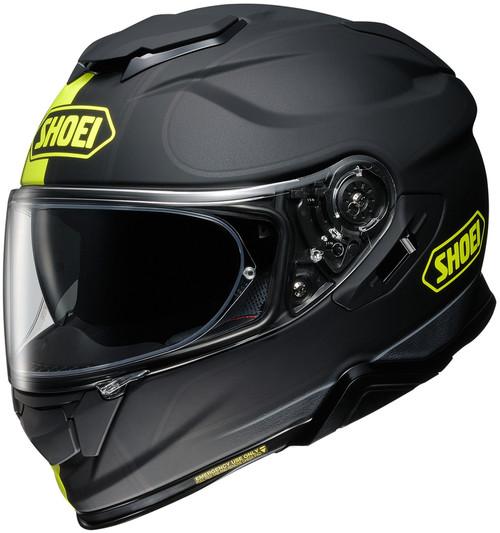 Shoei GT-AIR II Redux TC-3 Yellow Helmet