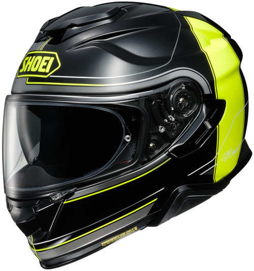 Shoei GT-AIR II Crossbar TC-3 Yellow Helmet