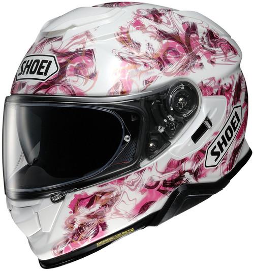 Shoei GT-AIR II Conjure TC-7 Pink Helmet