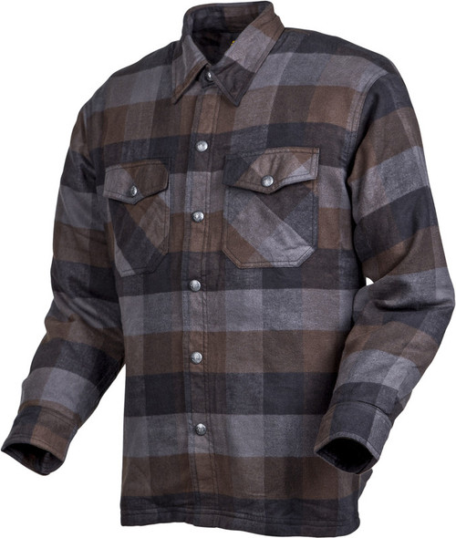 Scorpion Covert Moto Flannel Black