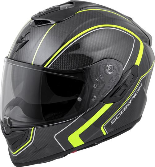 Scorpion EXO-ST1400 Carbon Antrim Hi-Viz Helmet