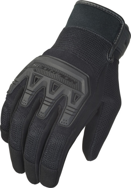Scorpion Covert Tactical Black Gloves