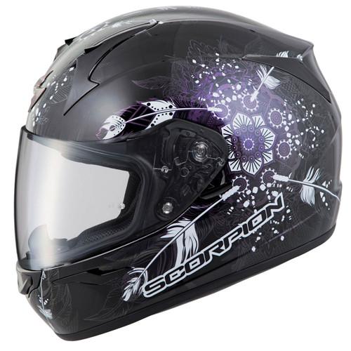 Scorpion EXO-R320 Dream Black Helmet